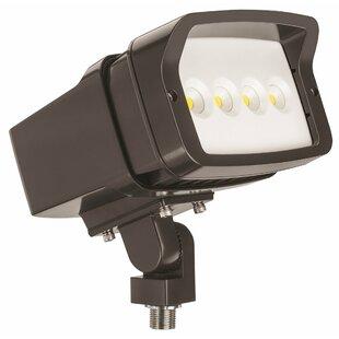 Lithonia Lighting OFL 49-Watt LED Outdoor Security Flood Light