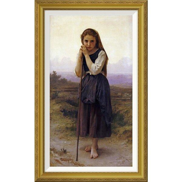 La Petite Ophelie, 1875 Giclee Print - William Adolphe