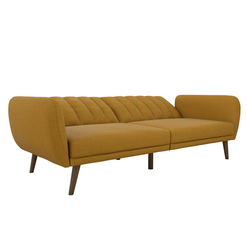 Novogratz Brittany Convertible Sofa & Reviews | Wayfair
