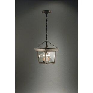 Northeast Lantern Williams 3-Light Outdoor Hanging Lantern