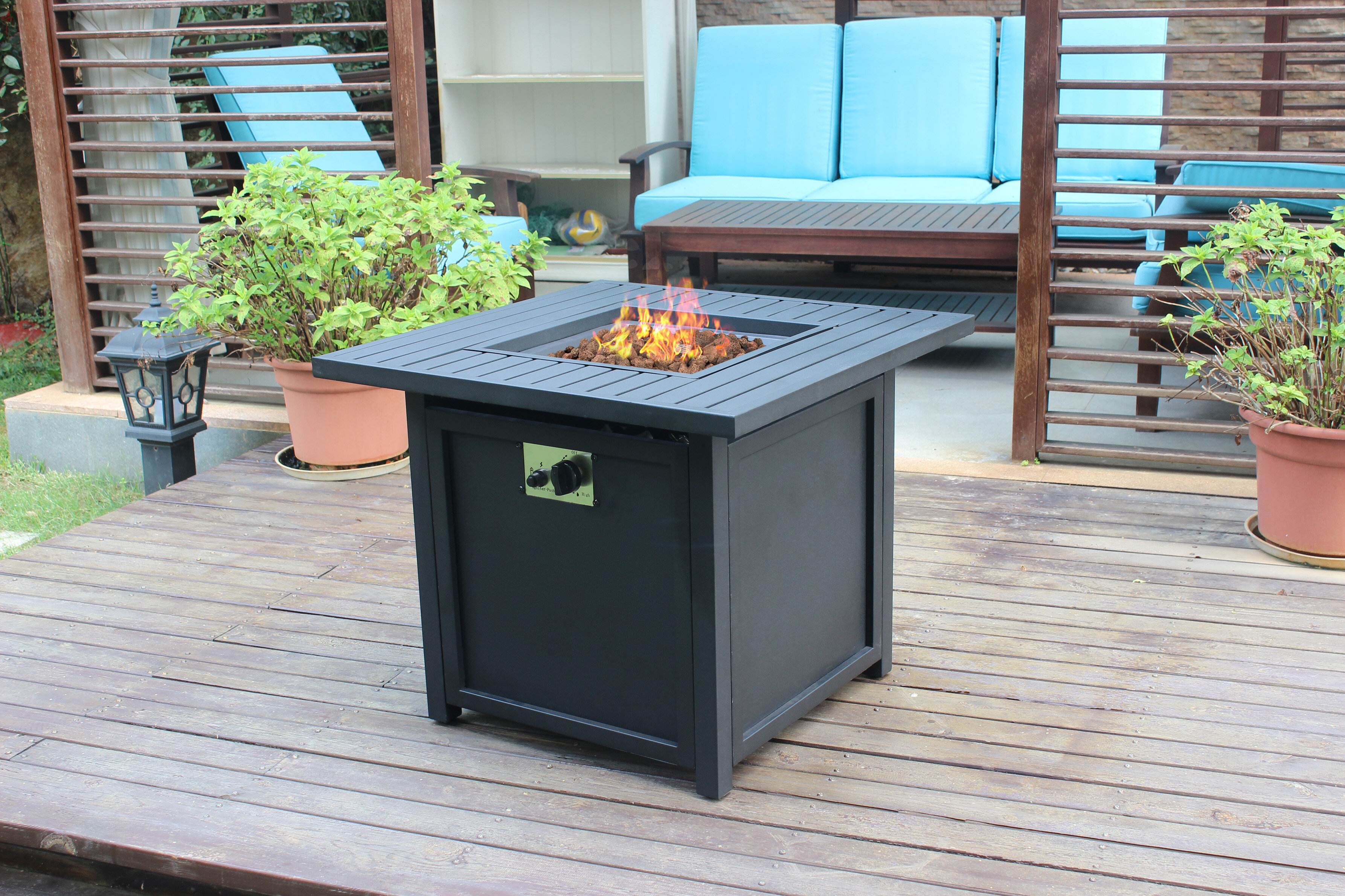 Latitude Run Fire Pit Tables You Ll Love In 2021 Wayfair