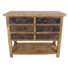 6 Drawer Chest by MOTI Furniture