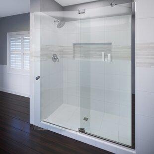 Pivot shower bathtub doors youll love wayfair save to idea board planetlyrics Choice Image