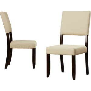 Balmoral Side Chair (Set of 2) by Latitude Run
