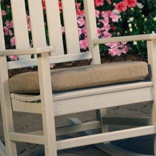 Luxe™ Indoor/Outdoor Sunbrella Seat Cushion by Ateeva