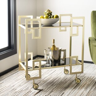 Pamela Bar Cart by Everly Quinn