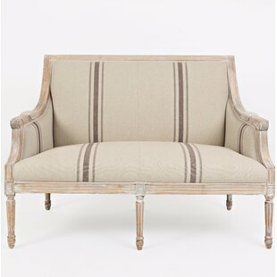 Price Check Anfel Loveseat by Ophelia & Co. Reviews (2019) & Buyer's Guide