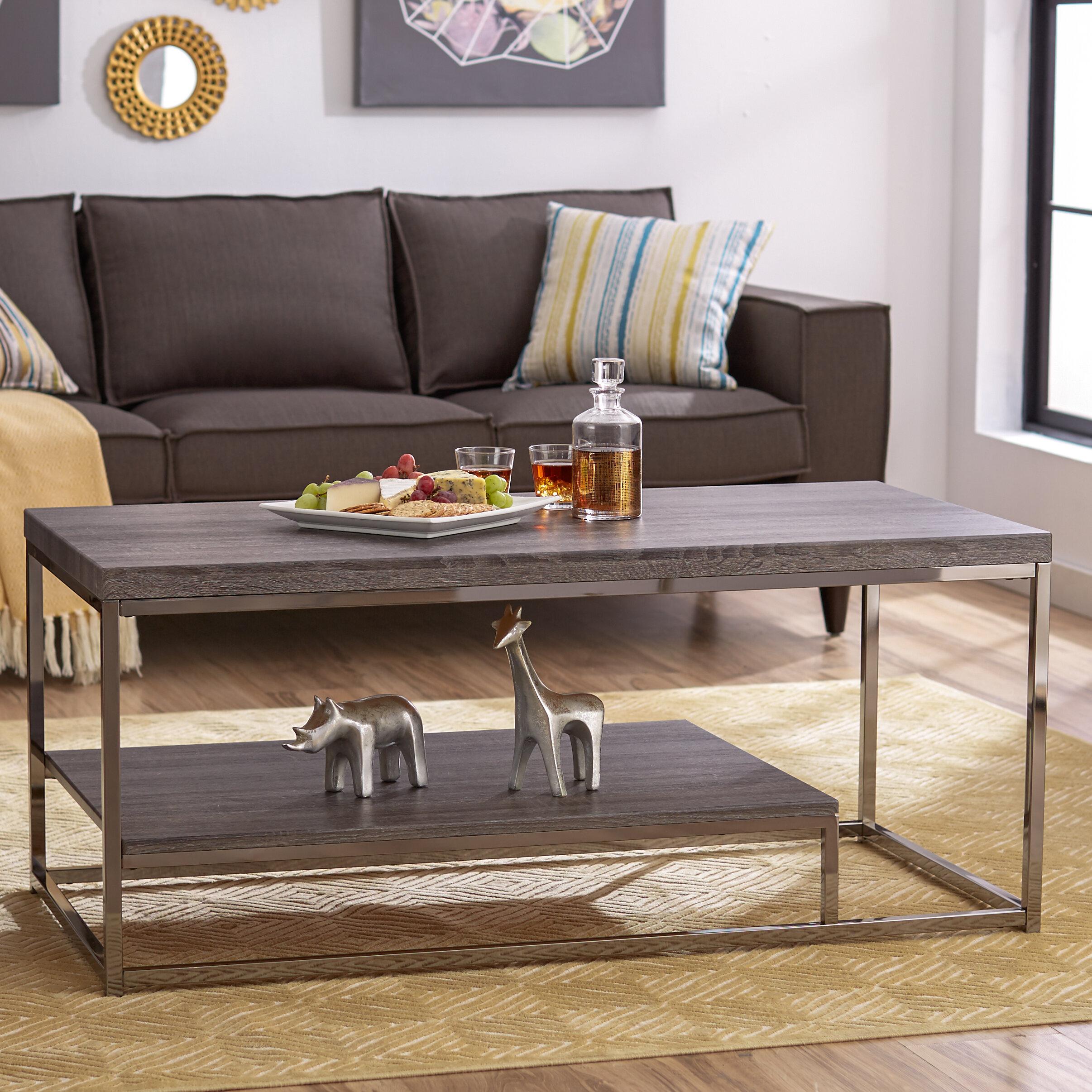 Mercury Row Philippos Coffee Table & Reviews