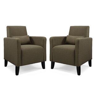 Bench Armchair (Set of 2)