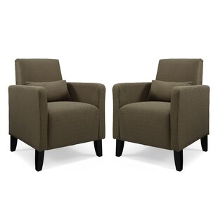 Best Choices Bench Armchair (Set of 2) by Ivy Bronx Reviews (2019) & Buyer's Guide
