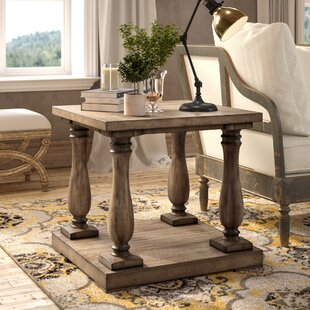 Sannois End Table by Lark Manor