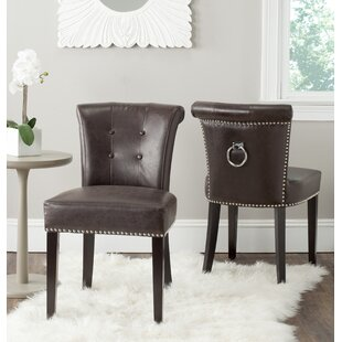 Dedman Dining Chair (Set of 2) Alcott Hill