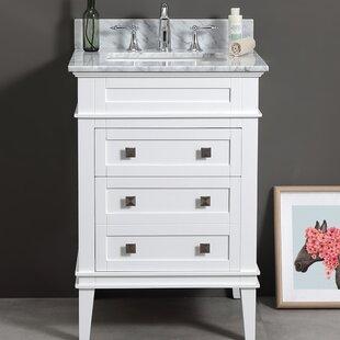 Shanda 24 Single Bathroom Vanity Set By Wrought Studio