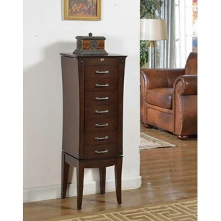 Savings Jewelry Armoire ByWildon Home ®