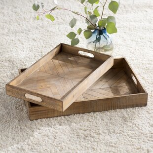 Extra Large Serving Tray Joss Main