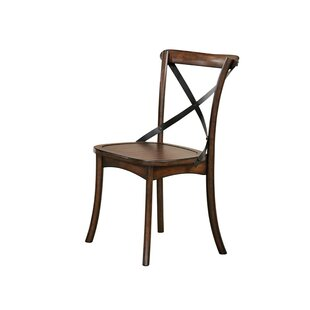 Sansom Solid Wood Dining Chair (Set of 2)