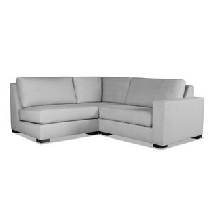 Brose Plush Deep Modular Sectional by Brayden Studio Herry Up