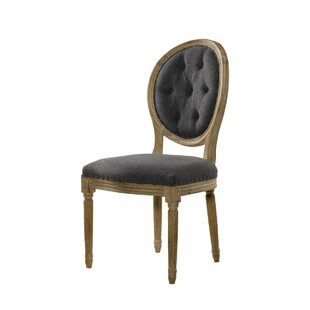 French Dining Chair (Set of 2) by Curatio..