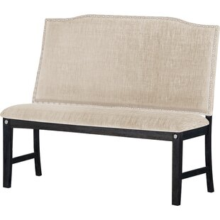 Dyal Upholstered Dining Bench