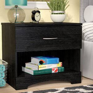 Poulson 1 Drawer Nightstand