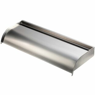 Cornell Stainless Steel Waterfall Blade Image