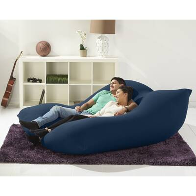 Double Bean Bag Sofa