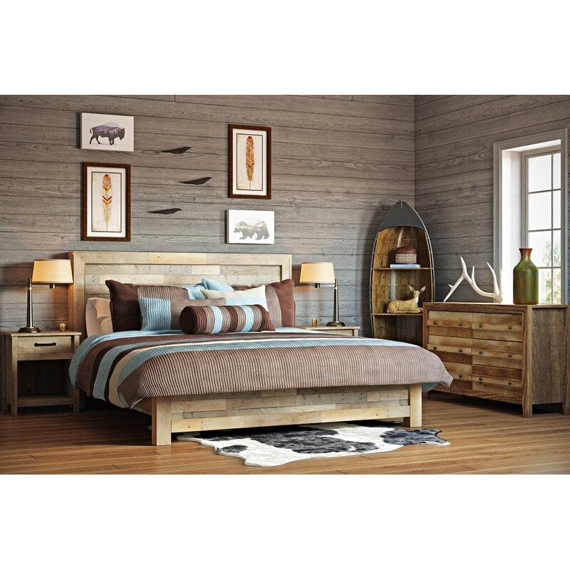 Mistana Abbey 3 Piece Configurable Bedroom Set Reviews Wayfair