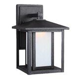 Breno 1-Light Outdoor Wall Lantern byBirch Lane™ Heritage