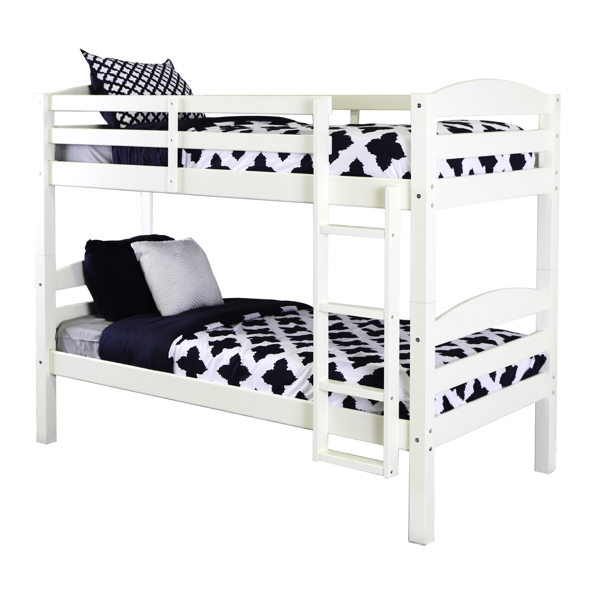 Viv + Rae Abby Twin over Twin Bunk Bed & Reviews | Wayfair.ca Bun Bed on teen beds, adjustable beds, full beds, divan beds, trundle beds, childrens beds, sofa beds, cabin beds, traditional beds, wooden beds, king beds, guest beds, bedroom furniture, metal beds, two beds, bed frames, leather beds, dog beds, single beds, cool beds, desk beds, storage beds, boys beds, convertible beds, twin beds, faux leather beds, girls beds, ottoman beds, types of beds, corner beds, wall beds,