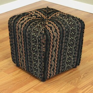 Compare Coghlan Cube Ottoman By Red Barrel Studio