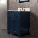 Crisler 24 Single Bathroom Vanity Set by Rosecliff Heights