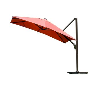 Abba Patio 9' Square Cantilever Umbrella