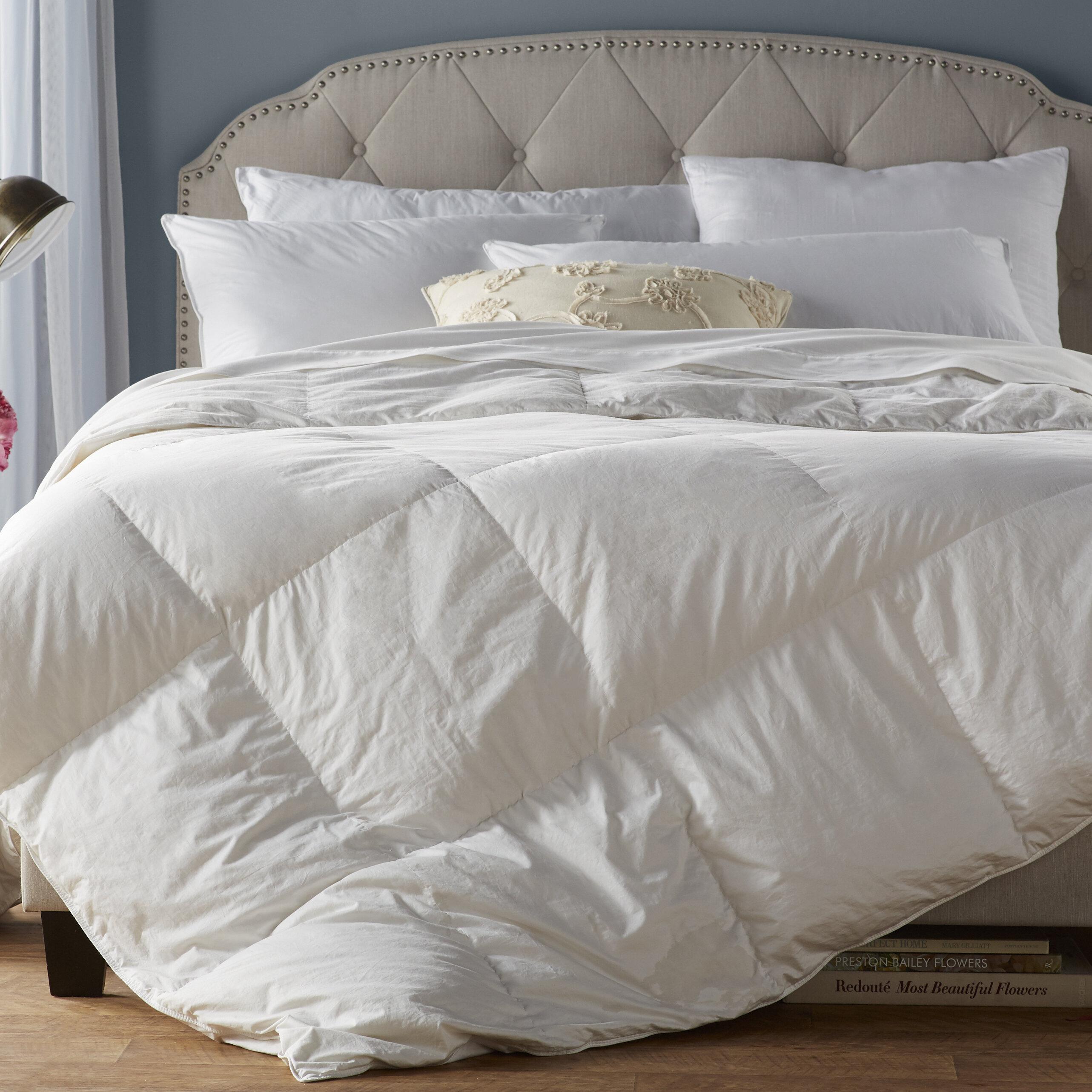 The Twillery Co All Season Down Alternative Comforter Reviews Wayfair