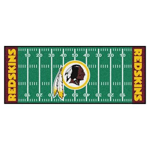 NFL - Washington Redskins Football Field Runner By FANMATS