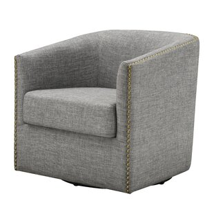 Darby Home Co Denslowe Barrel Chair