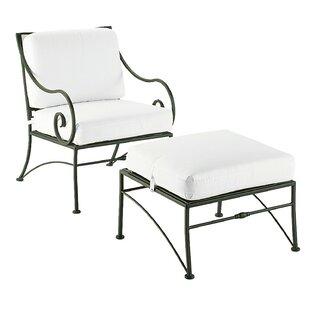 Woodard Sheffield Patio Chair