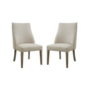 Lorna Upholstered Side Chair (Set of 2) b..