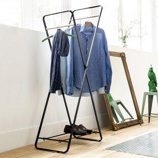 Review Chittum 66cm Wide Clothes Rack