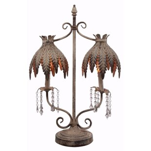 D'Amato 2 Arm 26 Table Lamp
