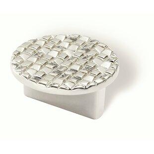 Mosaic Oval Knob