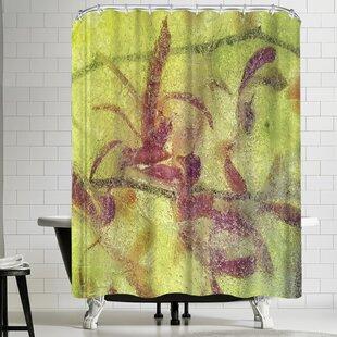 Zina Zinchik Divine Conjunction Single Shower Curtain