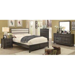 Latitude Run Alona Transitional Panel Configurable Bedroom Set