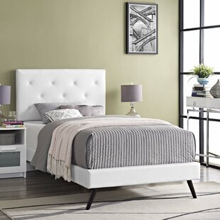 Searching for PerrintonUpholstered Platform Bed by Ebern Designs Reviews (2019) & Buyer's Guide