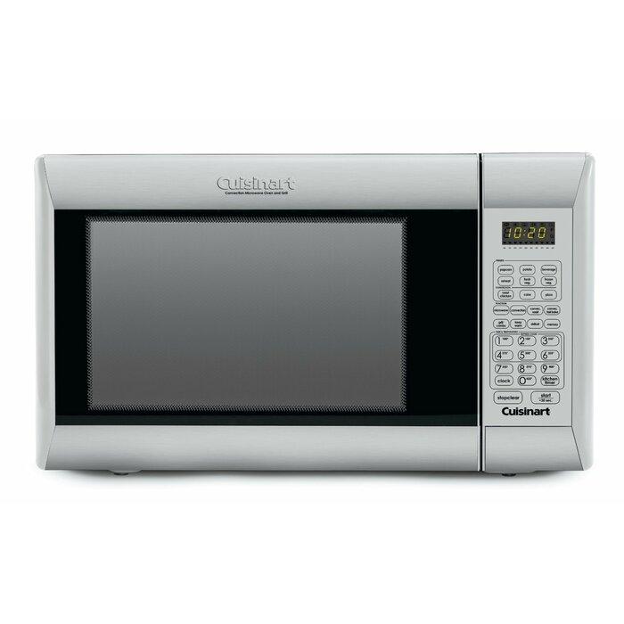 Cuisinart 21 2 1 Cu Ft Countertop Convection Microwave