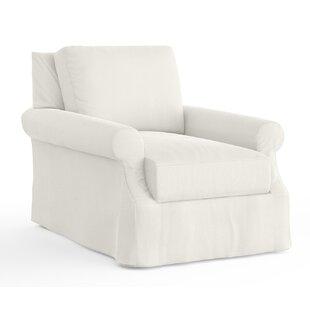 Donato Slipcovered Armchair