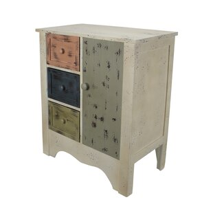 Cheungs 3 Drawers Accent Cabinet