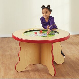 Affordable Price My Plate Kids Magnetic Activity Table By Playscapes