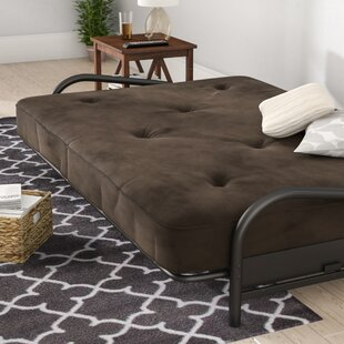 Bargain Simms 8 Full Size Futon Mattress by Alwyn Home Reviews (2019) & Buyer's Guide