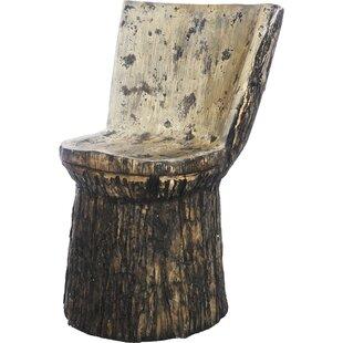 Loon Peak Saddleback Barrel Chair