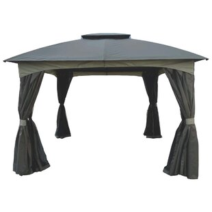 Blithedale 3m X 3m Metal Patio Gazebo By Sol 72 Outdoor